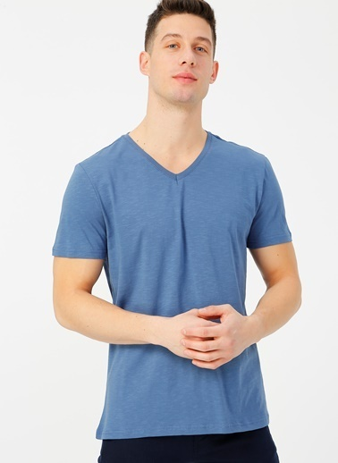 Limon Company Limon İndigo T-Shirt İndigo